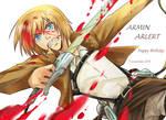 HBD Armin Arlelt