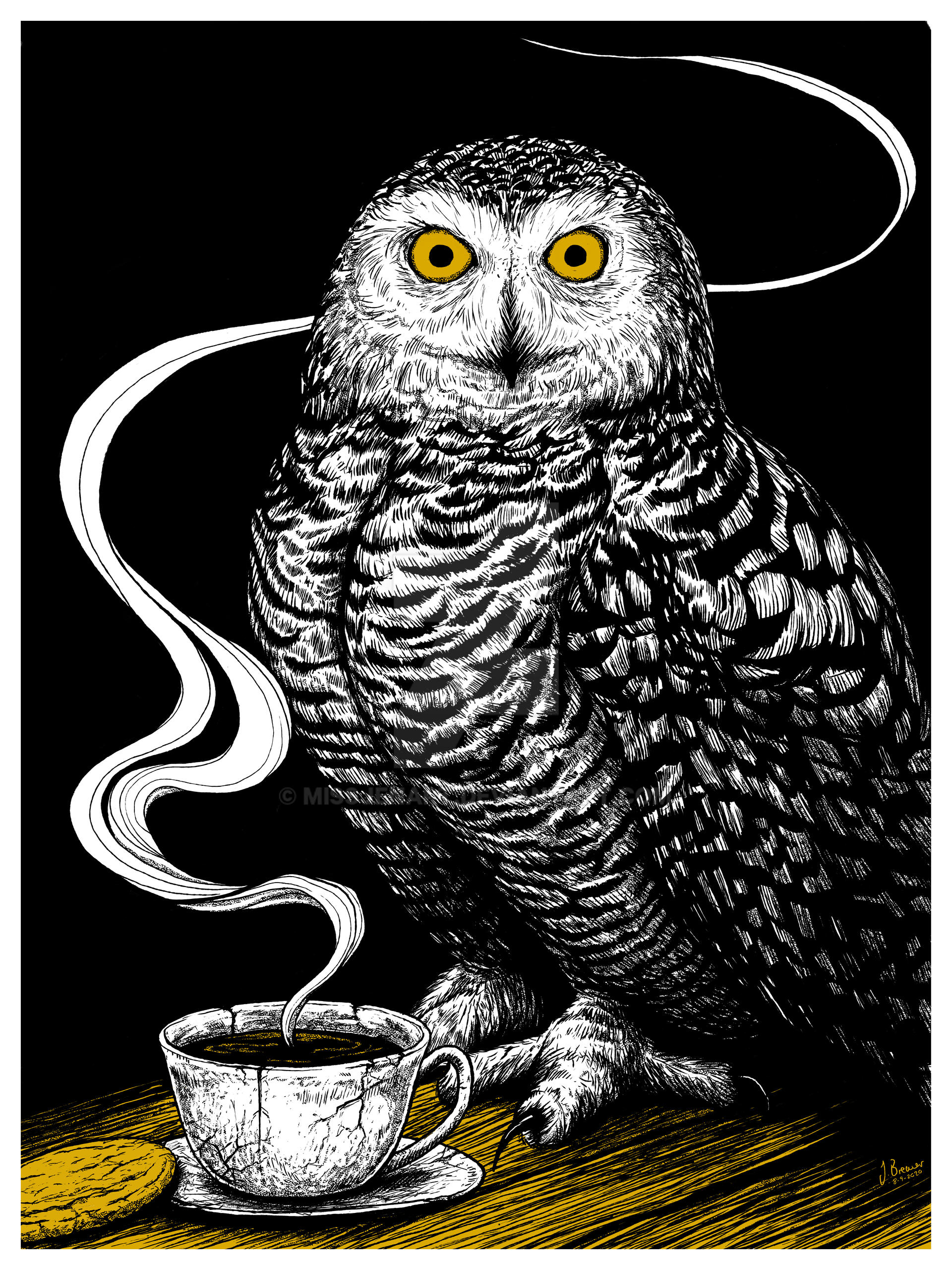 Owl Tea