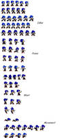 Sonic ultimate pants sheet