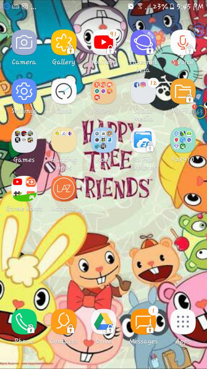 Happy Tree Friends Wallpaper By Granthernando14 On Deviantart