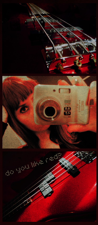 do you like red? by Nachan
