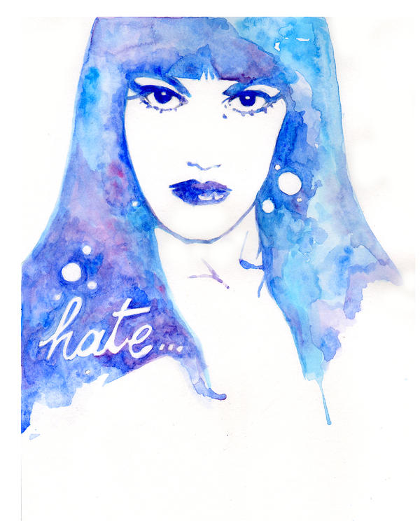 hate by Nachan