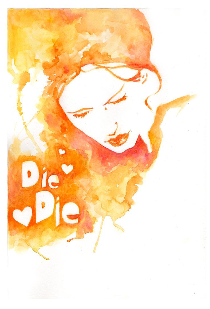 Die die my darling by Nachan