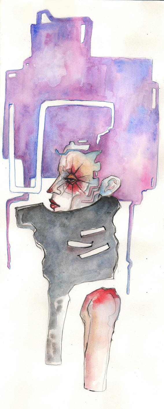 Medusa by Nachan