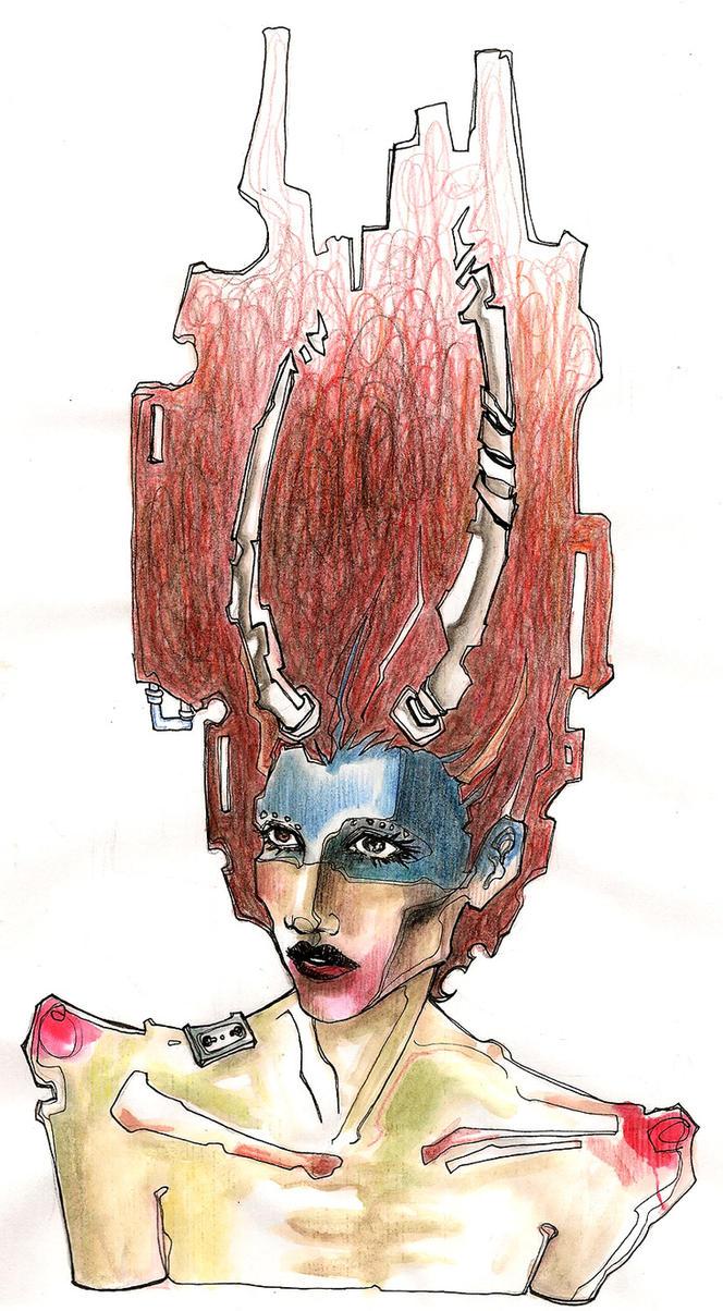 electrocute by Nachan