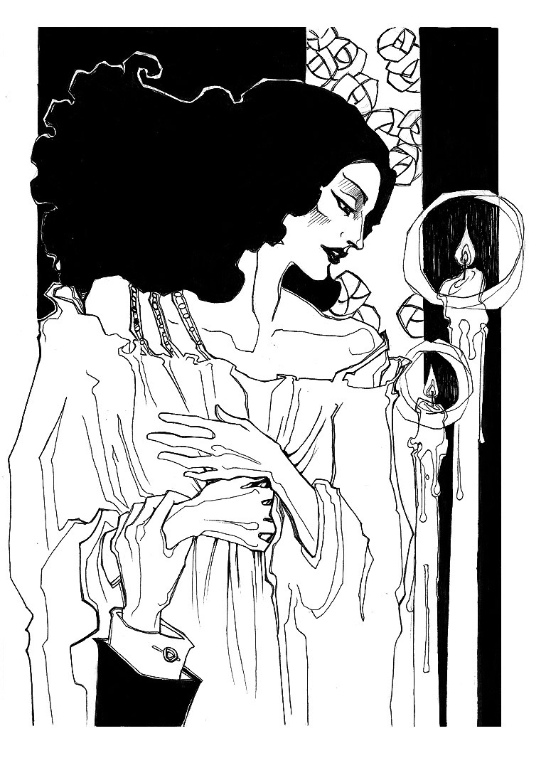 Ligeia by Nachan