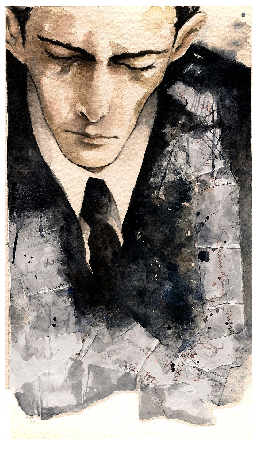 Kafka by Nachan