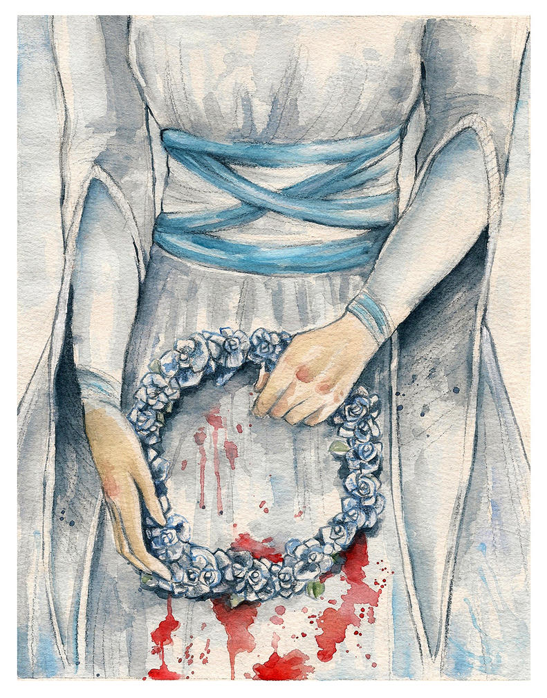ASoIaF - Winter Roses by Nachan
