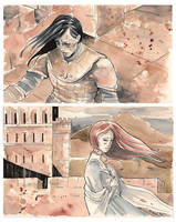 ASoIaF - Sharp steel and little birds by Nachan
