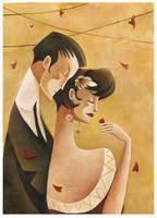 '20s valentine by Nachan
