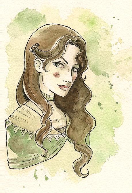 ASOIAF - Margaery Tyrell by Nachan