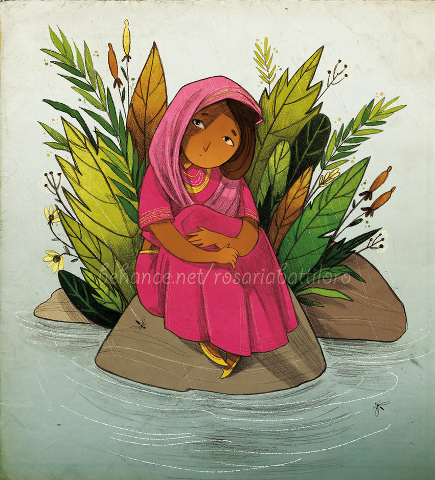 Indian Summer by Nachan