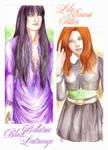 HP - Bellatrix VS Lily