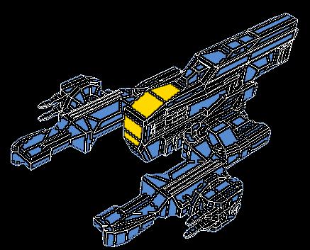 Sea of Stars - Starfighter by Darth-Silas