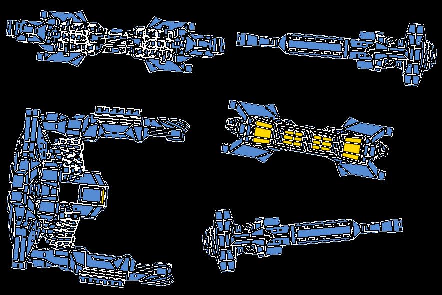 Sea of Stars - TBD ship 1 by Darth-Silas
