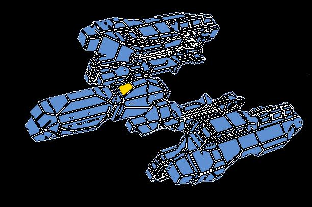 Sea of Stars - TBD ship 3 by Darth-Silas