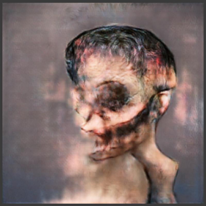 Pix2Pix - Snek Skull Creature by Darth-Silas