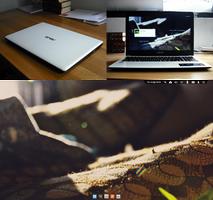 New Laptop Setup by Gemneroth