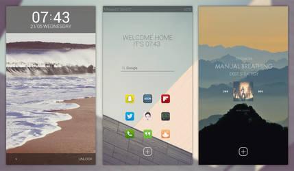 Serenity - New Phone Setup by Gemneroth