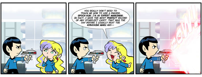 Ensign Sue Must Die 21 by comicalclare