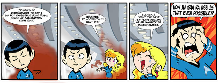 Ensign Sue Must Die 22 by comicalclare