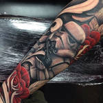star wars stormtrooper sleeve tattoo Craig Holmes