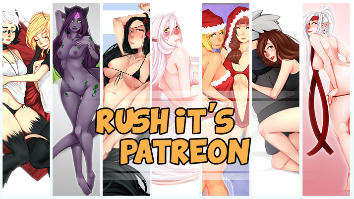 My patreon : ) by Rush--it