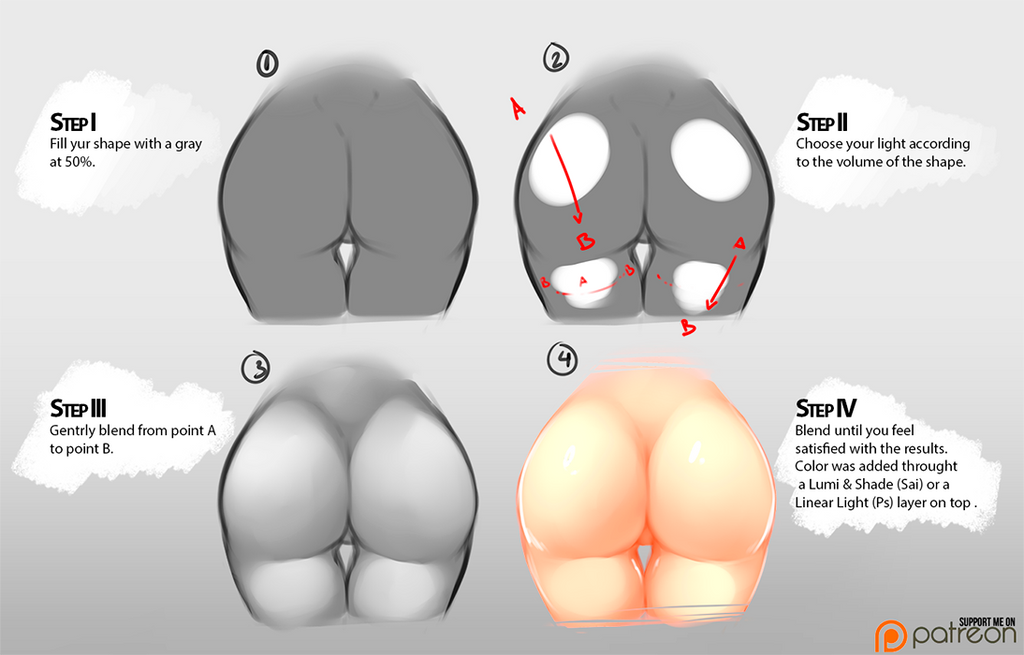 Shading Tutorial by Rushit on DeviantArt