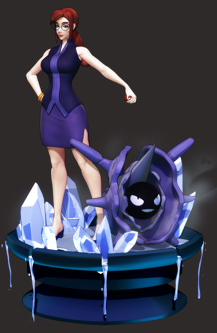 Lorelei and Cloyster by Rush--it