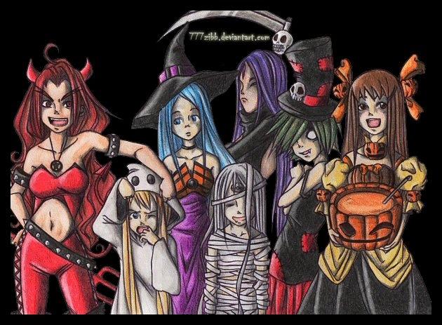 Halloween contest by 777zibb