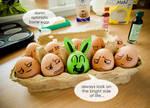 Opti-Easter-Egg