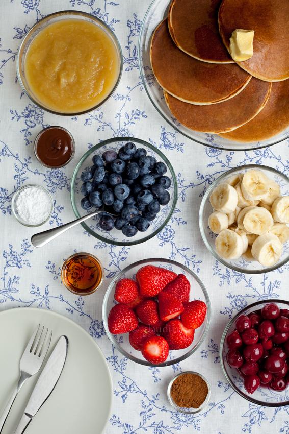 pancakes II by Moramarth