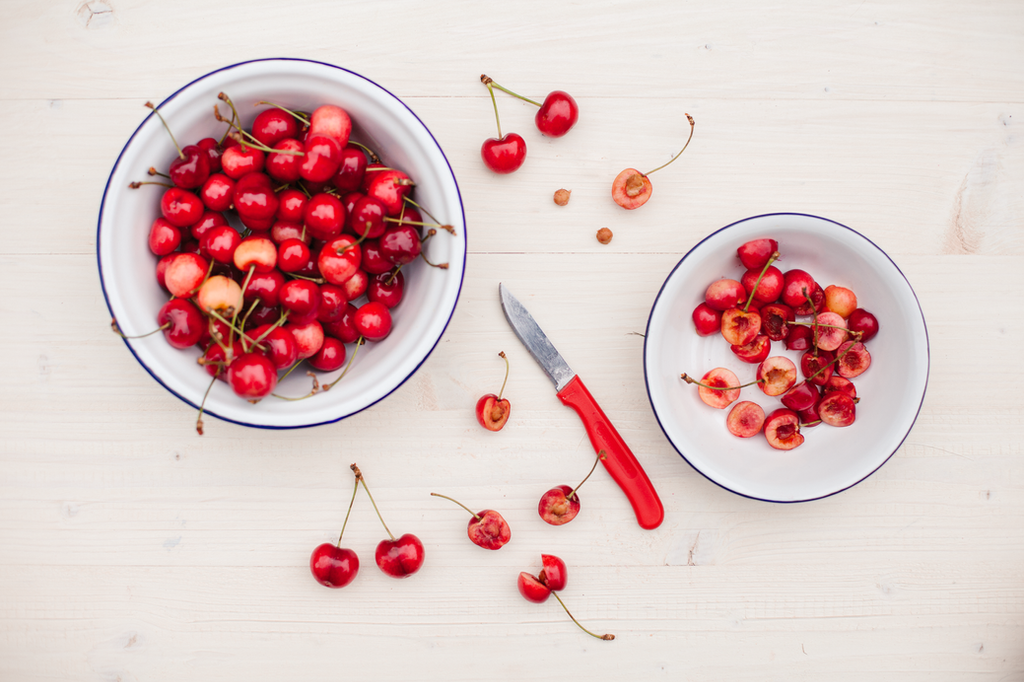 cherries by Moramarth