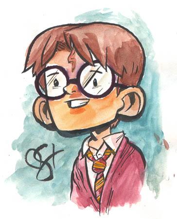 Draw Night Potter? by DerekHunter