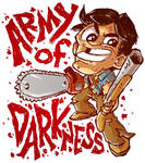 Army of Darkness Sketch