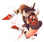 Bloody Barbarian