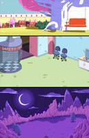 Adventure Time You Made Me Backgrounds by DerekHunter