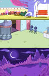 Adventure Time You Made Me Backgrounds