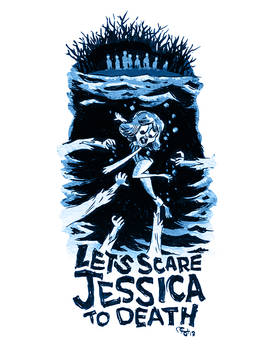 Let's Scare Jessica to Death!