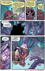 Sorcerer's Apprentice's Apprentice p26 by DerekHunter