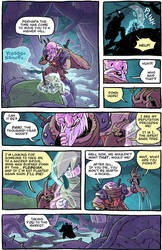 Sorcerer's Apprentice's Apprentice p.27 by DerekHunter