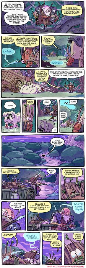 Sorcerer's Apprentice's Apprentice p.28-29