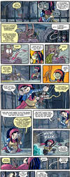 Sorcerer's Apprentice's Apprentice p.40-41 by DerekHunter