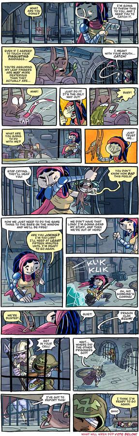 Sorcerer's Apprentice's Apprentice p.40-41