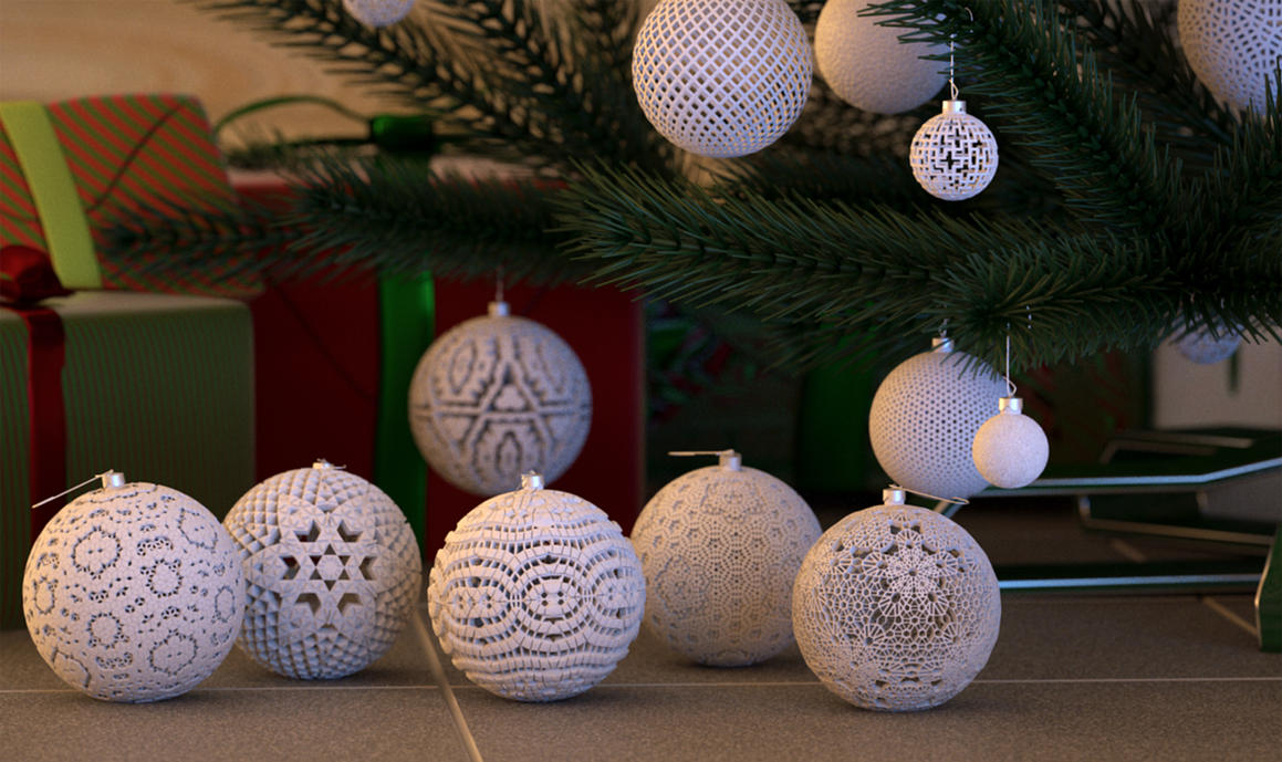 Spherical Anthology 2.0 (Xmas Edition) by LuxXeon