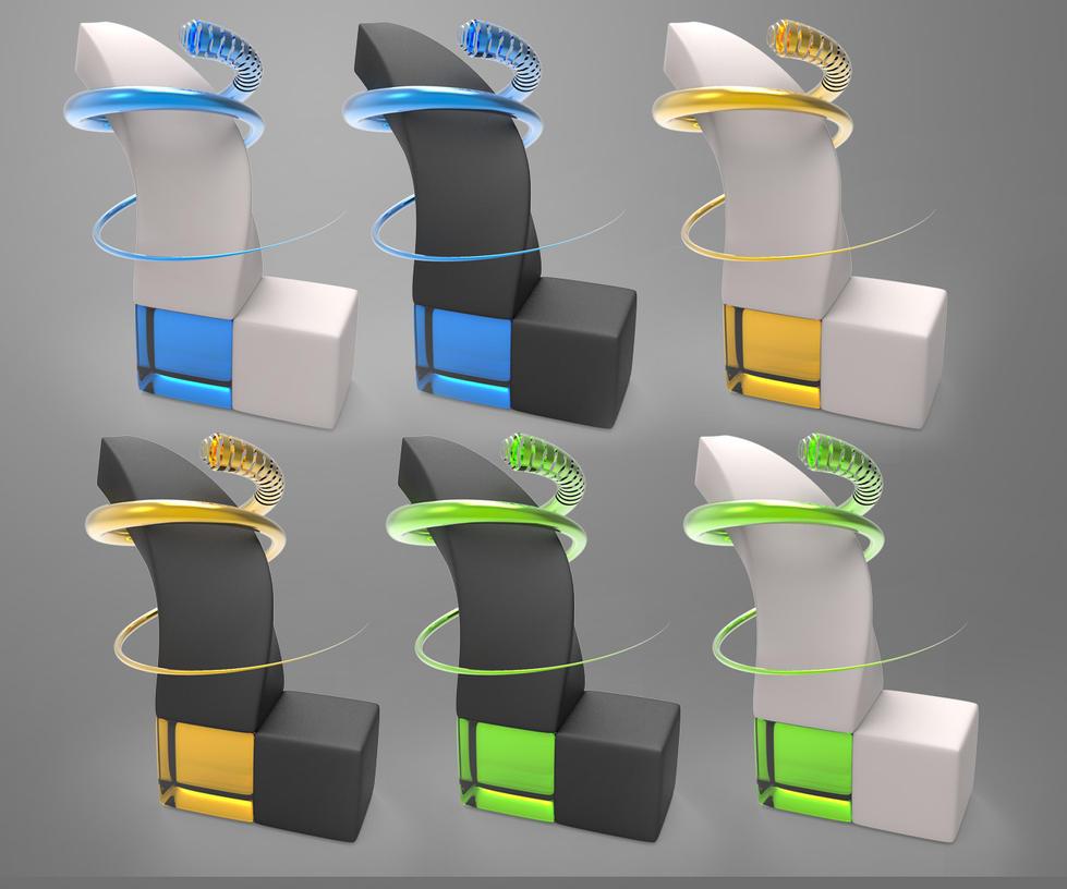 Avatar Logo: New Avatar/Logo Design By LuxXeon On DeviantArt