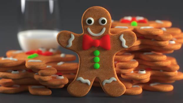 Gingerbread Man - Part 01