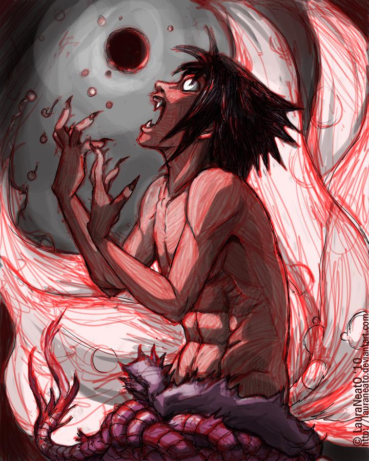 1000 images about the clan of the uchiha on pinterest naruto art lone survivor and anime naruto - Sasuke uchiwa demon ...