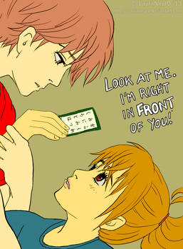 Chihayafuru - Right in Front of You