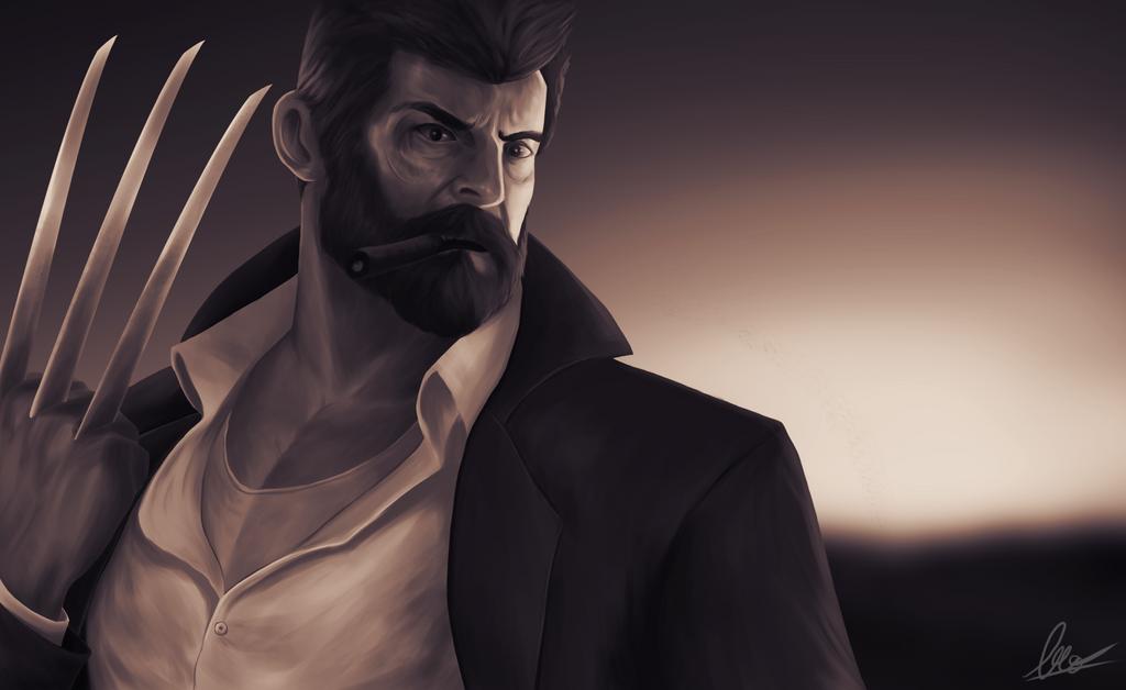Logan by VenomLayzer